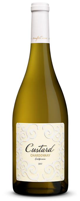2017 Custard California Chardonnay